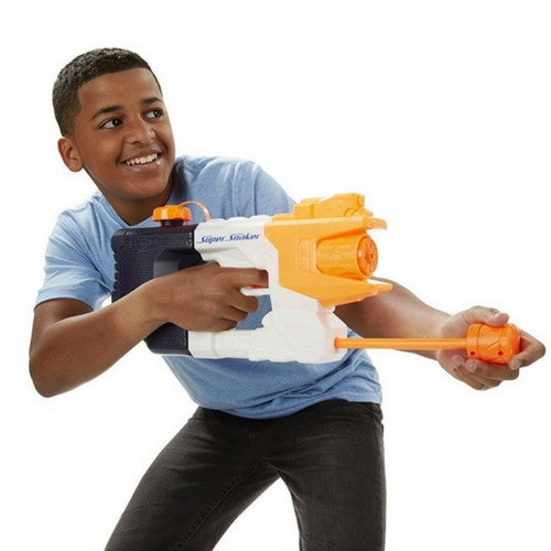 Supersoaker NERF