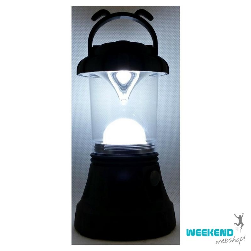 Camping LED lamp