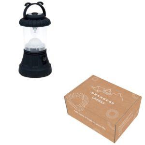 Tuinlamp en doos