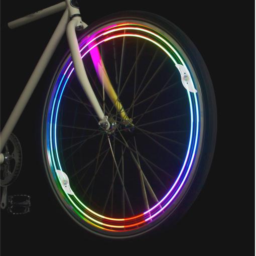 Orange85 - Spaakverlichting - Fiets - Kinderfiets - LED