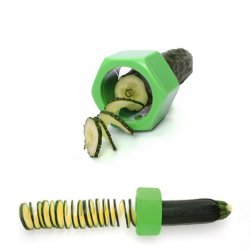 Spiraalsnijder groen