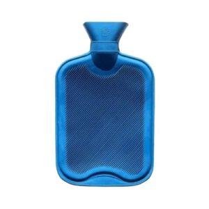 Orange85 Warmwaterkruik Rubber Blauw 2 liter