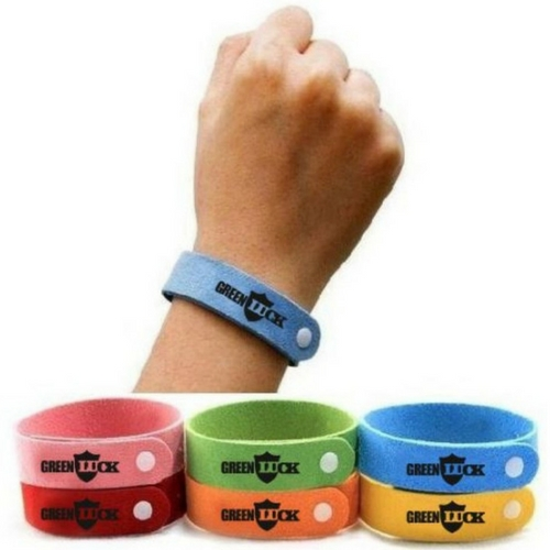Anti muggen armband 3 stuks