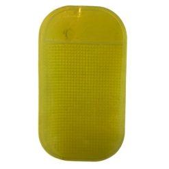 Orange85 Antislip Matje Telefoon in de Auto geel