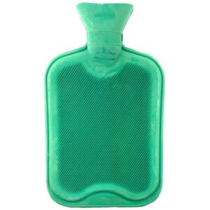 Orange85 Warmwaterkruik Rubber Groen
