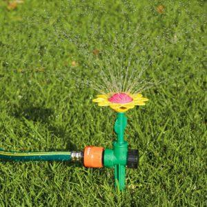 Sprinkler tuin