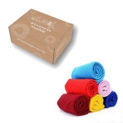 microvezel handdoeken 3x met doos