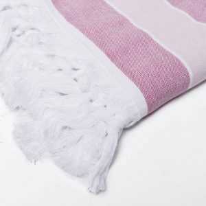 Hammamdoek roze