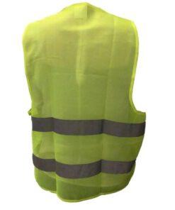 Orange85 Verkeersveiligheid vest