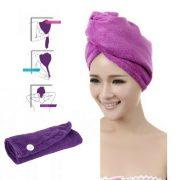 Haar handdoek