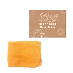 verpakking Haarhanddoek oranje
