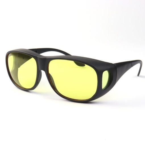 nachtbril overzetbril vooraanzicht