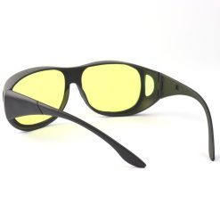 nachtbril overzetbril achter