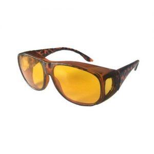 Nachtbril overzet tijger