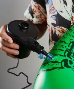 elektrische luchtpomp situatiebeeld