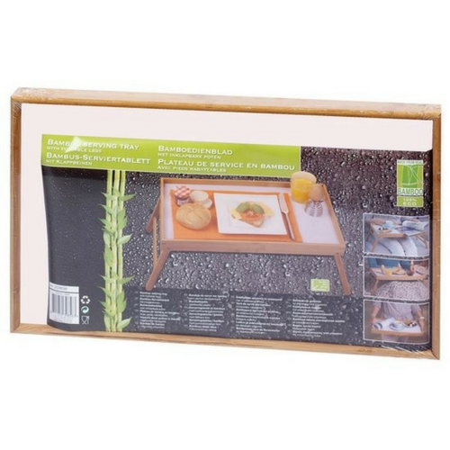 Dienblad bamboe