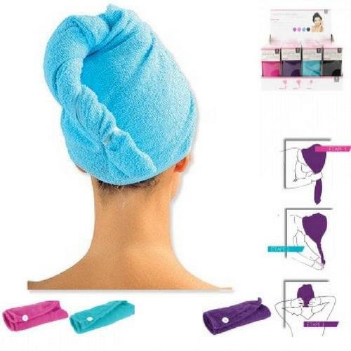 Haarhanddoek 3 stuks
