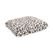 Fleecedeken met mouwen - tijgerprint - Weekendwebshop.nl