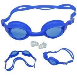 Zwembril met oordopjes