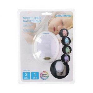 Nachtlampje kleur incl. sensor
