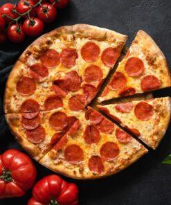 sfeerbeeld Pizzasnijder