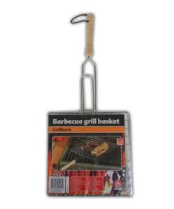 Barbecuerooster met handvat