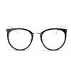 Bril zonder sterkte - cat-eye montuur - Weekendwebshop.nl