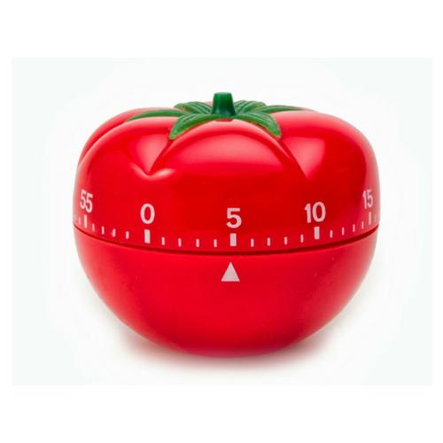 Keukentimer tomaat - Weekendwebshop.nl
