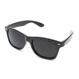 Rasterbril voor oogtraining