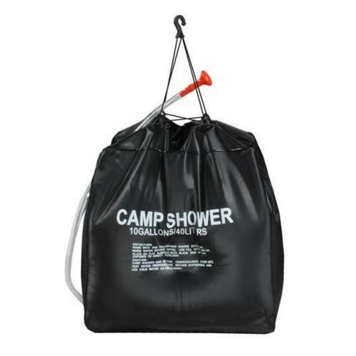 Camping douche zak