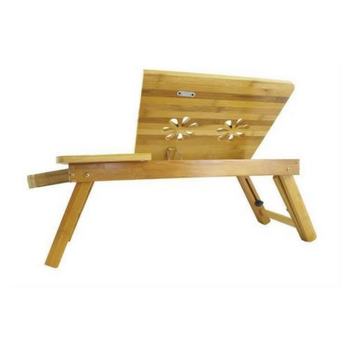 Laptoptafel hout