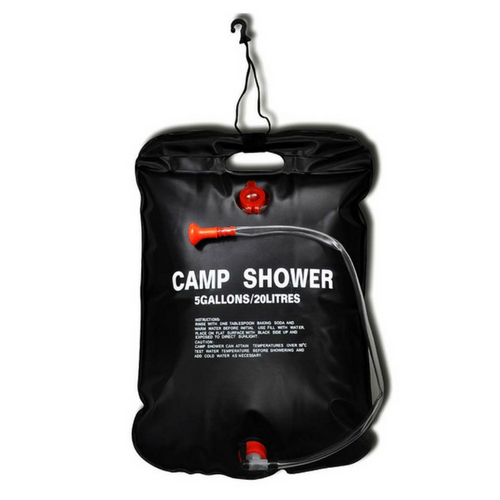 Camping douche zak 20 liter