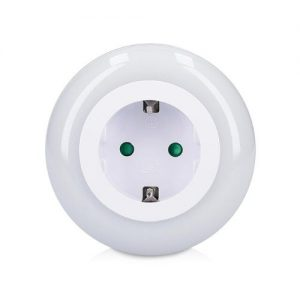 Nachtlamp met stopcontact LED 0.5W