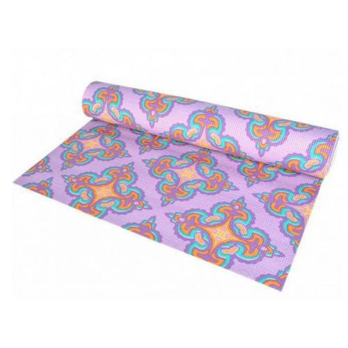 Yoga mat met print