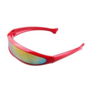 Snelle planga bril rood