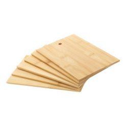 Snijplank bamboe met houder