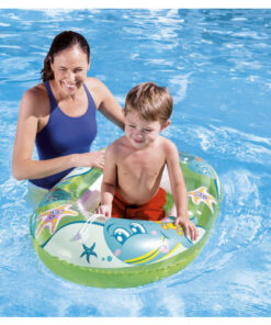Zwembad bootje groen