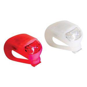 Fietsverlichting set elastisch