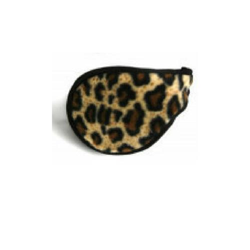 Oorwarmer luipaard