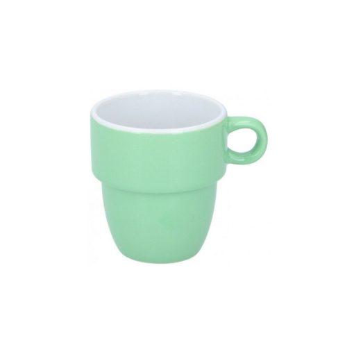 Koffiekopjes gekleurd kleur 6
