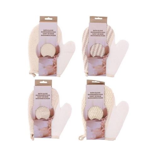 Massage handschoen