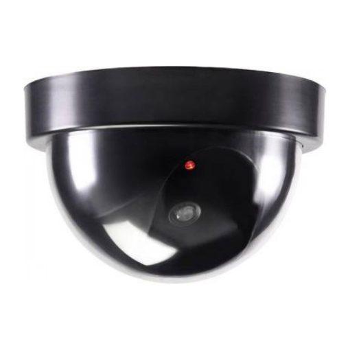Dummy camera Beveiligingscamera 3 stuks vooraanzicht