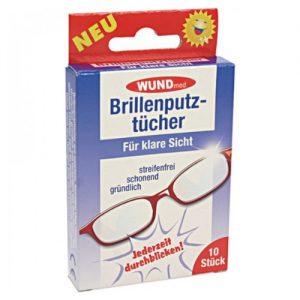 Brillen reiniger
