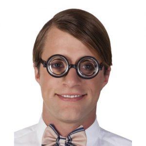 Nerdbril rond