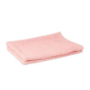 Washandjes set 12 stuks roze