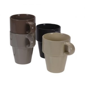 Koffiekopjes set 4 stuks