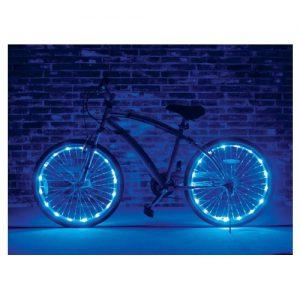 Spaakverlichting Blauw