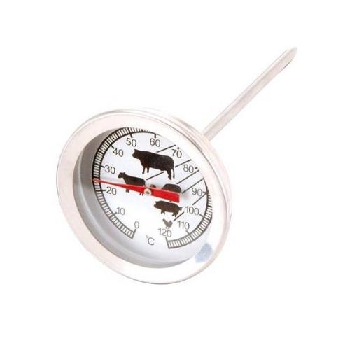 Vleesthermometer RVS