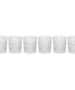 Whiskey Glazen 6 Stuks