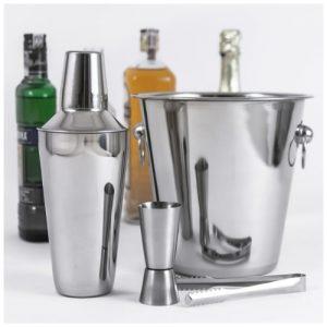 Cocktailshaker barset